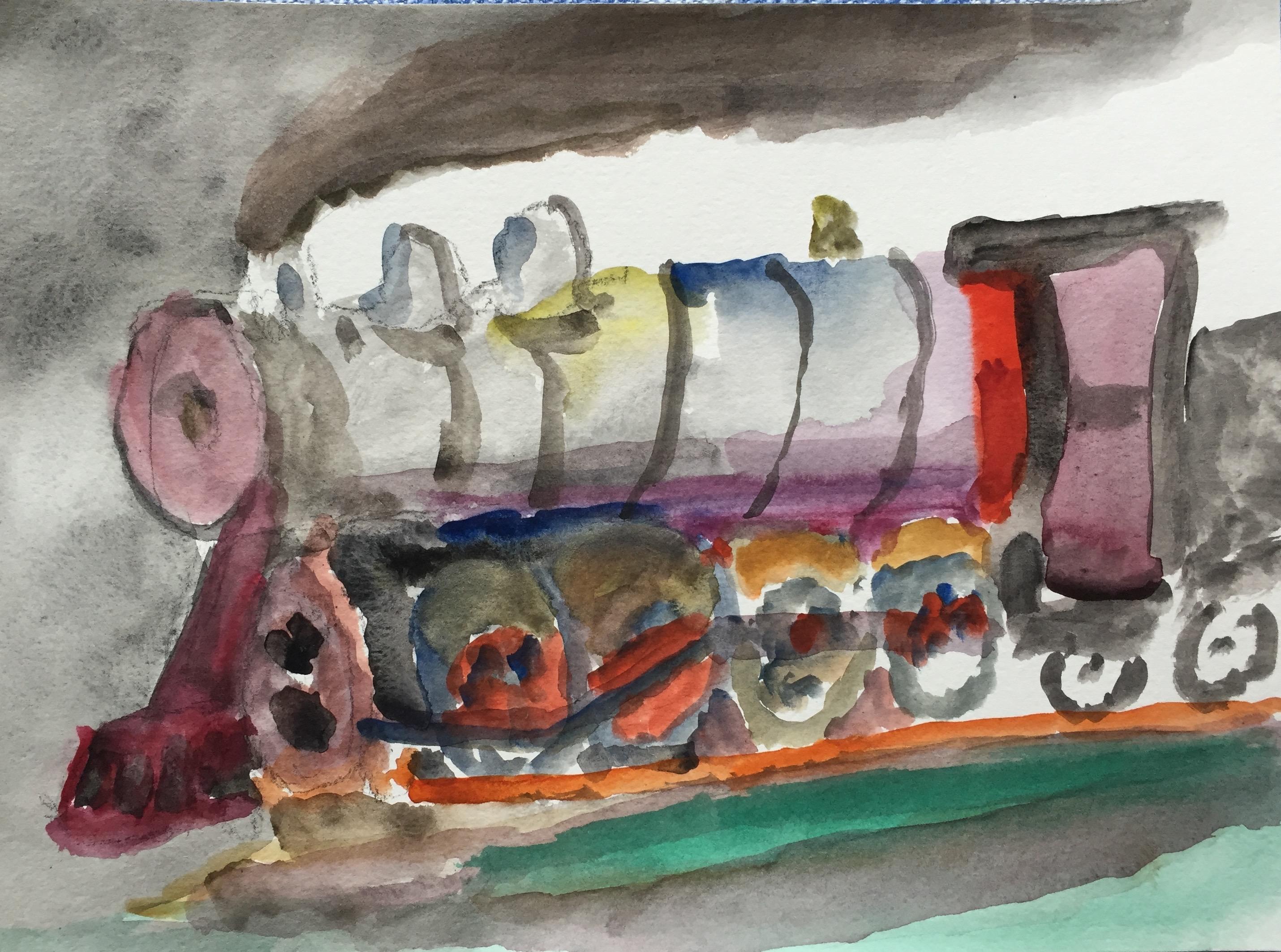 Heavy Locomotive