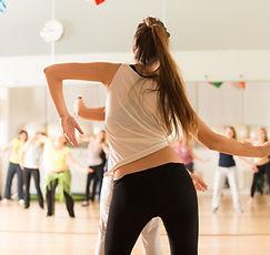 Kari Luehman, Dance Instructor, Camden, ME