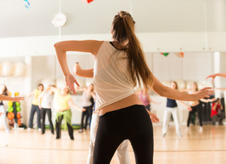 Zumba & Pilates with Lorraine at the Studio