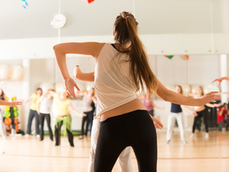 NEW! Zumba Classes at Sharon's Studio of Dance & Music!