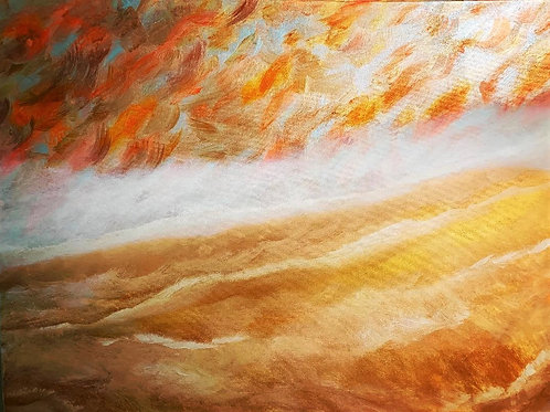 """""""The Rise"""" SOLD"""