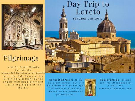 Community Pilgrimage to Loreto