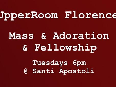 UpperRoom Florence