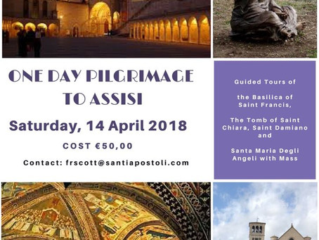 Assisi Pilgrimage for University Students
