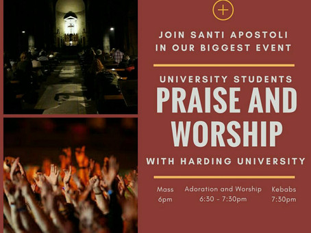 Big Student Event: Praise and Worship