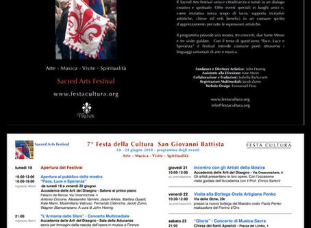Festa della Cultura San Giovanni Battista