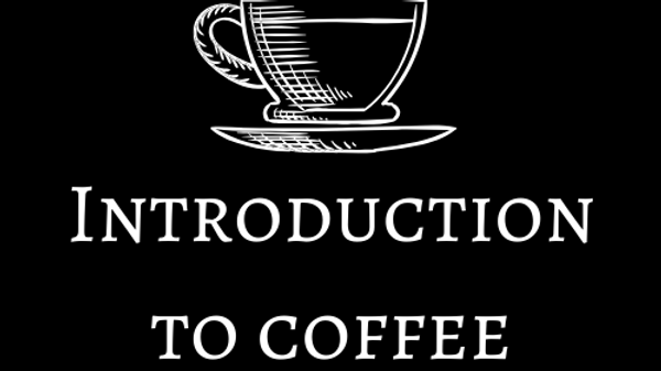 Introduction to Coffee_ONSITE