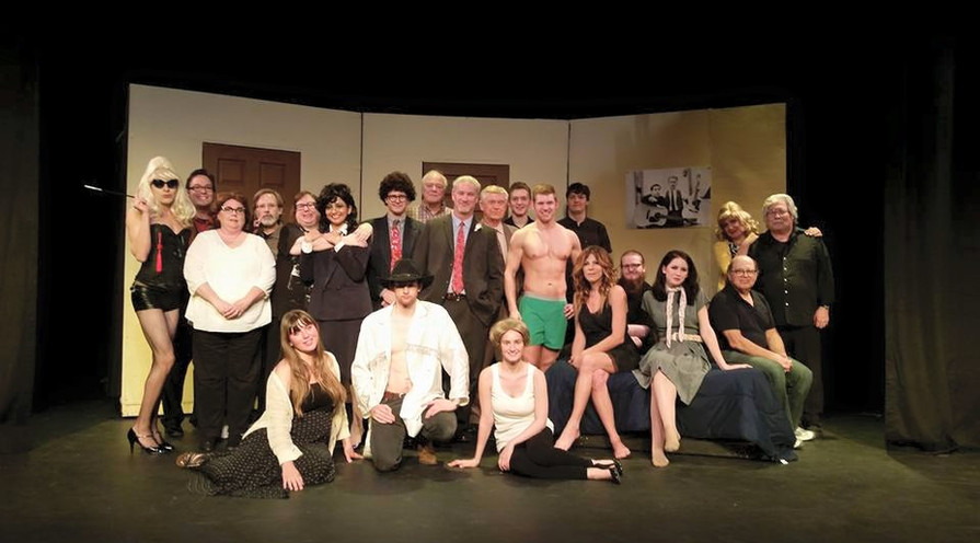 Stage Production of The Graduate