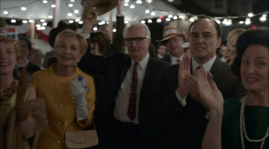 Aaron David All the Way with Bradley Whitford and Melissa Leo