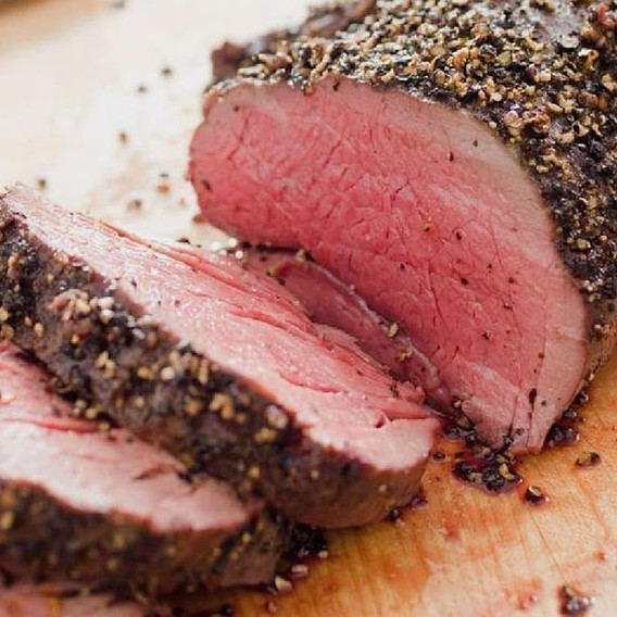 Beef Tenderloin cooked to perfection!_#t