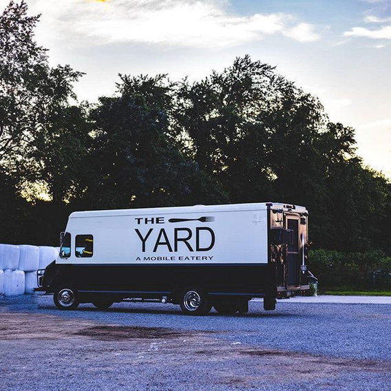 There she is! Our kitchen on wheels 😍__