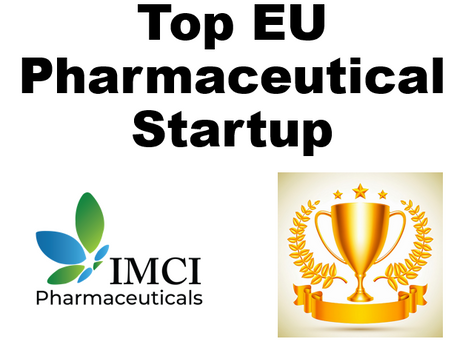 IMCI was elected among the Top EU Pharmaceutical Startup in The Netherlands