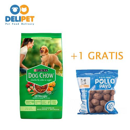 Dog Chow Cachorro Razas Medianas y Grandes (15 KG - 21 KG)