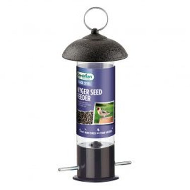 Gardman Black Steel Nyjer Feeder