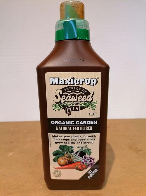 Maxicrop Organic Garden Fertiliser 1L
