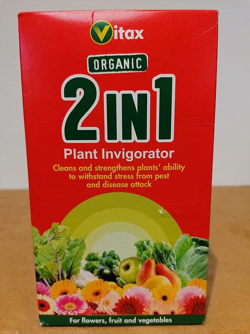 Vitax 2 in1 Plant Invigorator Concentrate