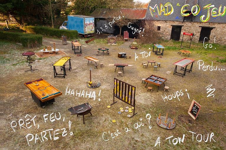 Mad eo jeu