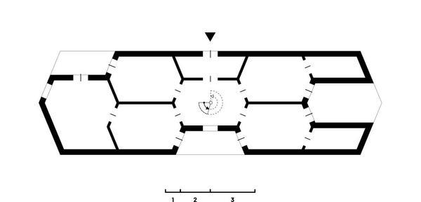 Struktur Erdgeschoß