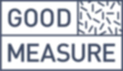 01 Good Measure Logo Blueberry (Main) CM