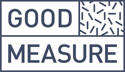 01 Good Measure Logo Blueberry (Main) CM