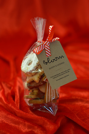 Hand-made German Gingerbread Gift Bag
