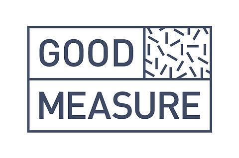 01 Good Measure Logo Blueberry (Main) RG