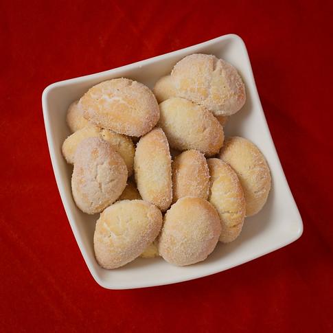 Vanillekipferl Cookies (Vanilla Moons)