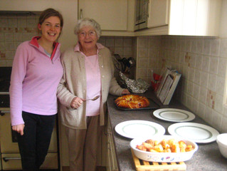 Everything my Granny taught me about baking... and social enterprise.