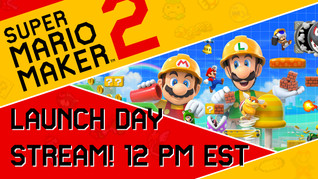 SMM2_LaunchDayStream_Twitter_Thumbnail.j
