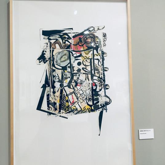 Auspicious Behavior, Chakaia Booker, 2019