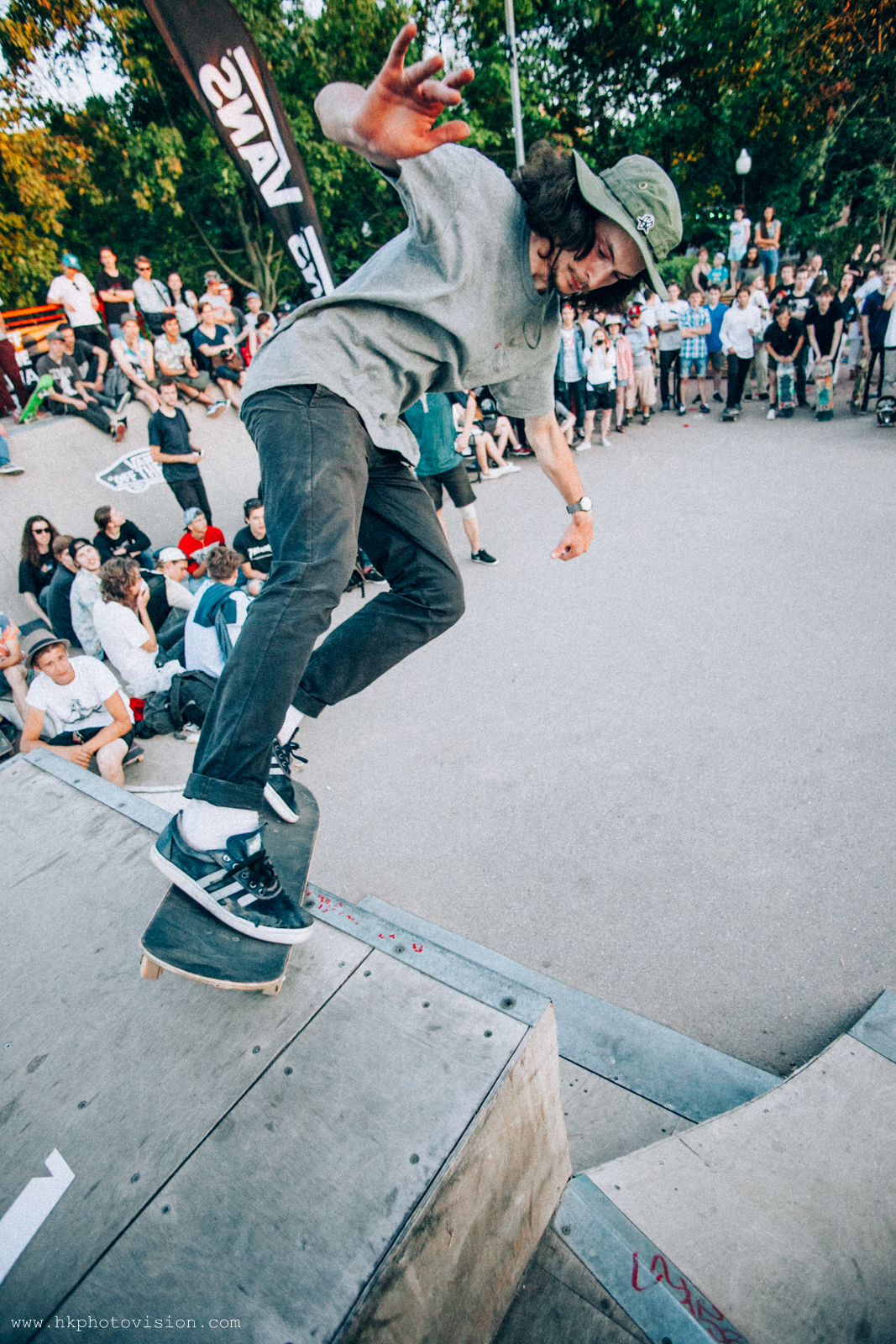 Vans Skatepark, Moscow