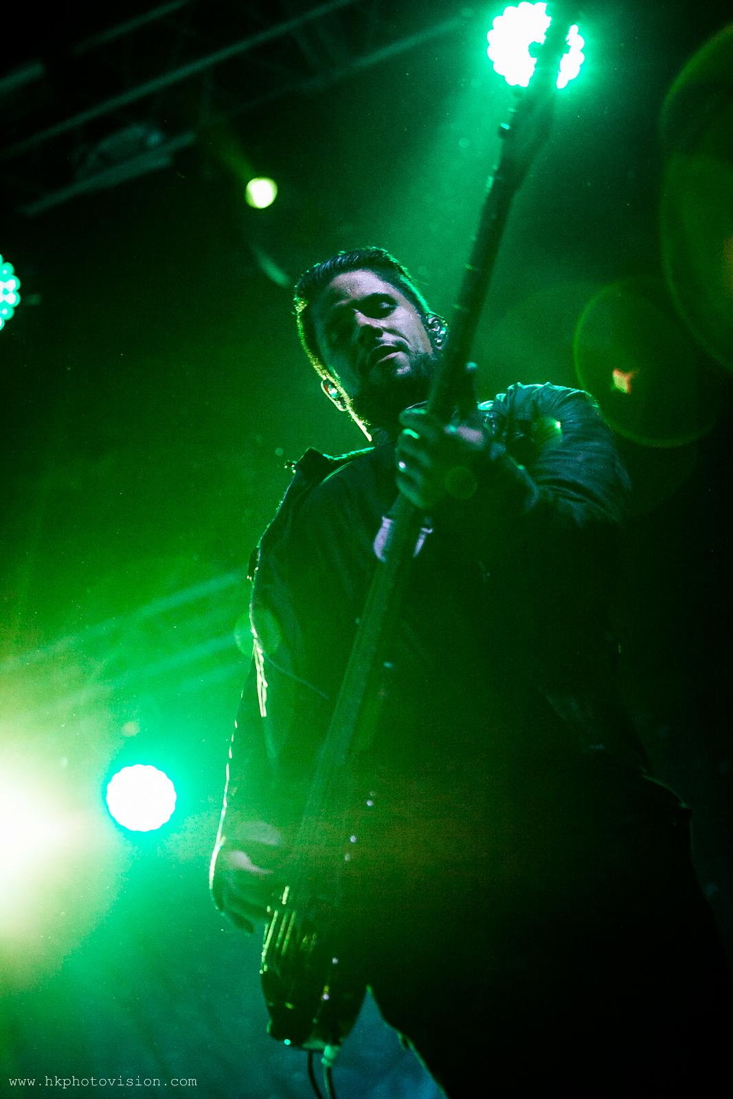 Tobin Esperance \ Papa Roach