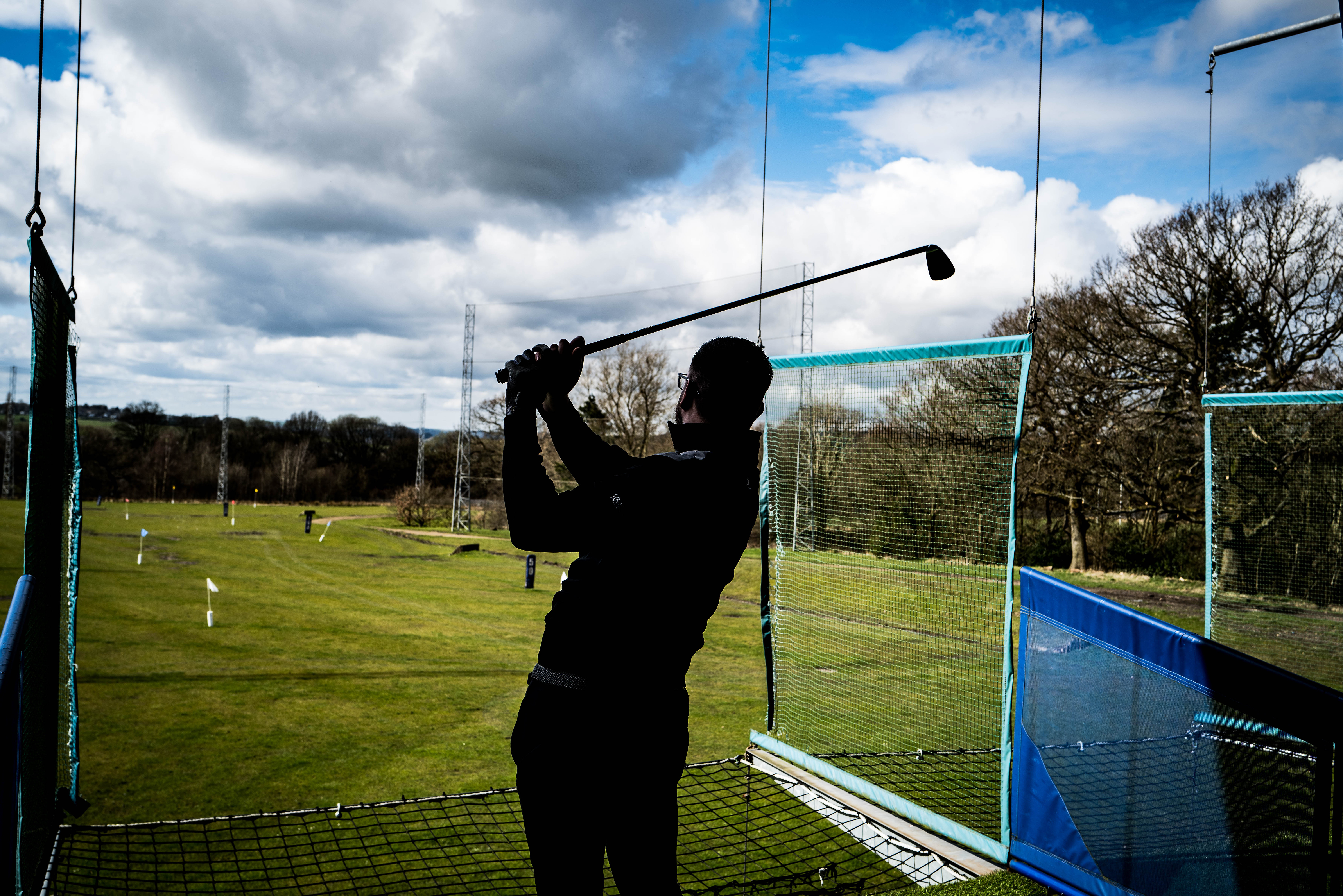 Individual Junior Golf Lesson