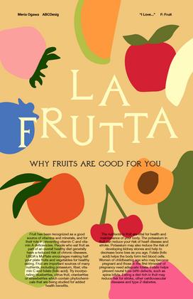 F: Fruit