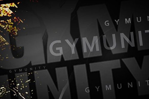 GYMUNITY 12 WORK OUT TRAINING PROGAM