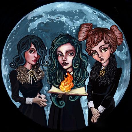 Magie de la lune