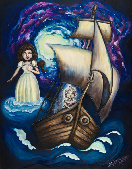 To Sail You Home