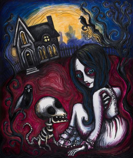 A Zombie's Bestfriend