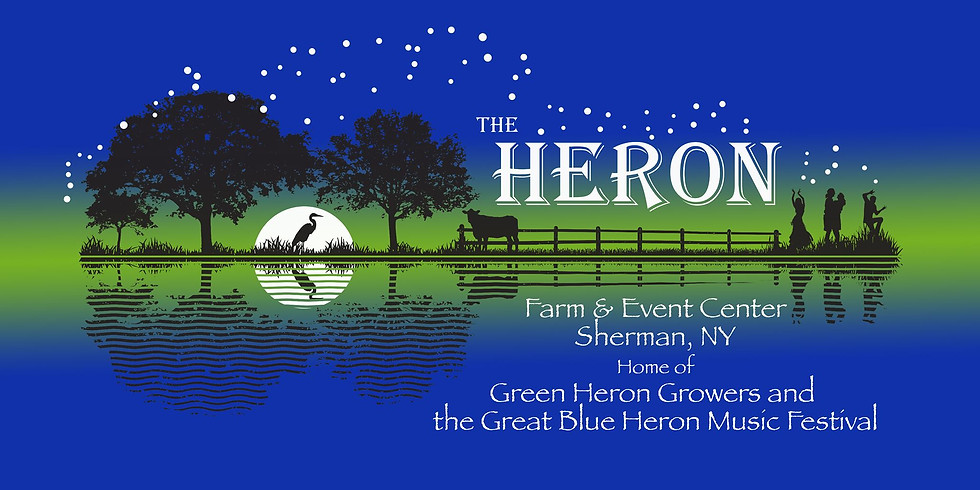 The Blind Owl Band at The Heron Farm & Event Center