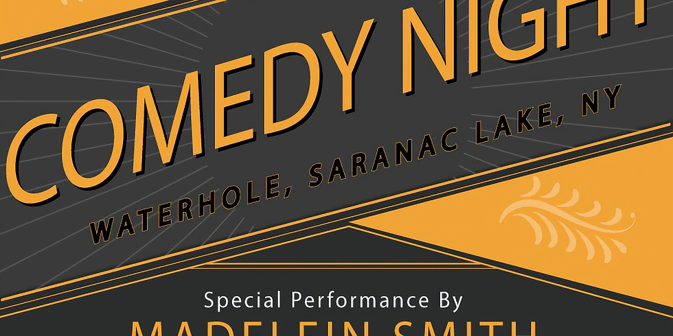 Comedy Night at the Waterhole!