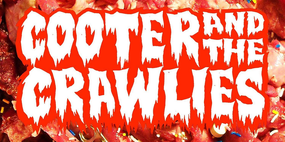 Cooter and The Crawlies, Adrian Aardvark, Tim Howl