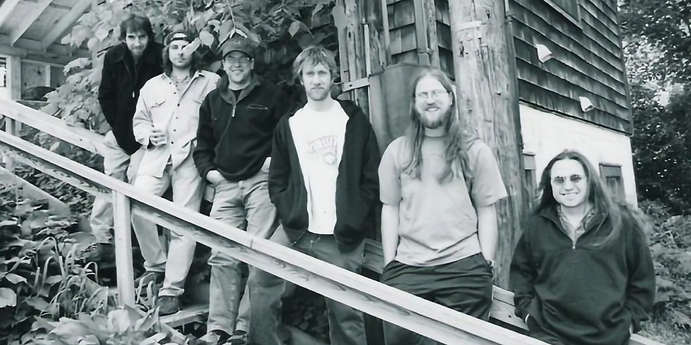 Raisinhead wsg Finkle & Einhorn - NYE Bash at Waterhole Music Lounge