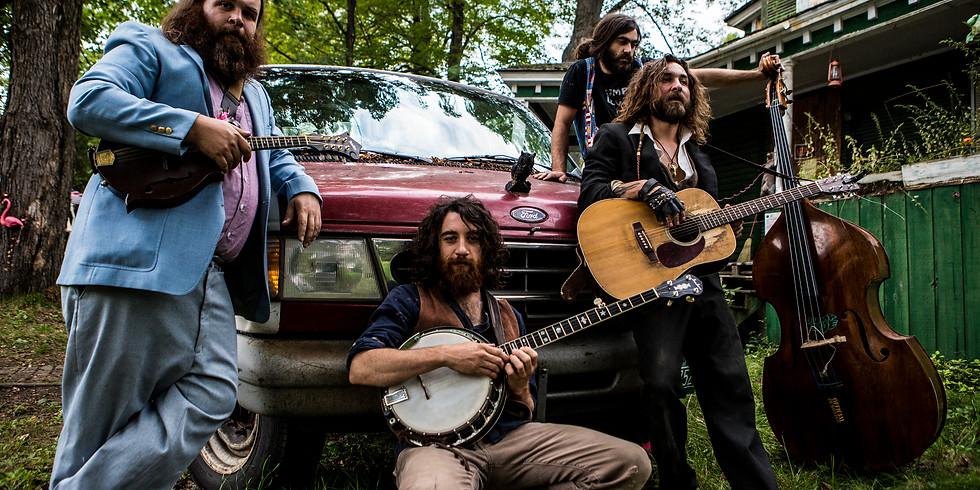 The Blind Owl Band - Early Show - Waterhole, Saranac Lake, NY
