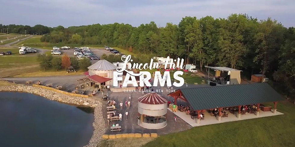 Lincoln Hill Farms, Canandaigua, NY with The Honey Smugglers