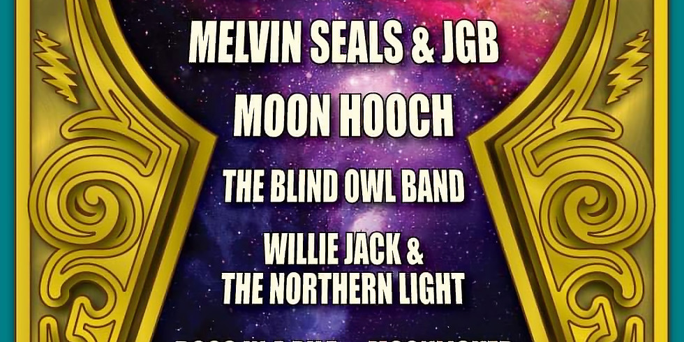 The Blind Owl Band at 16th Annual Bears Picnic, Blain, PA