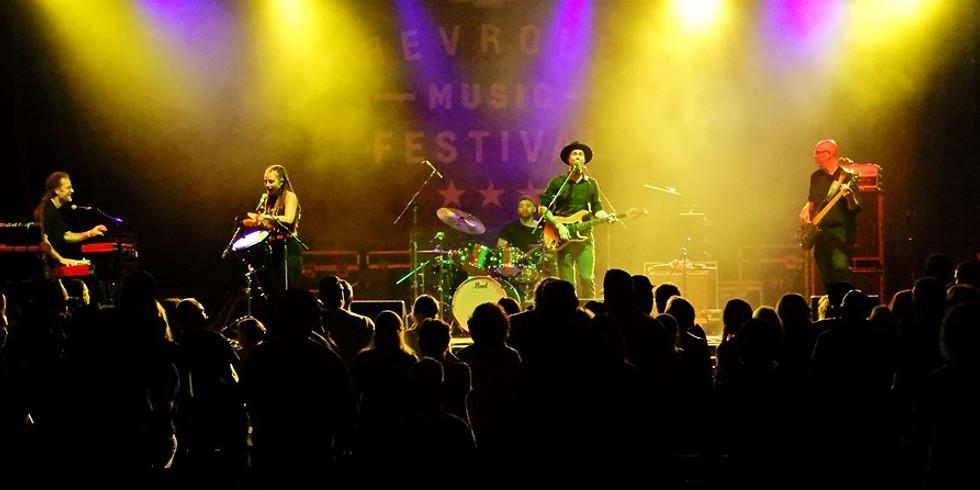 Root Shock at Waterhole Music Lounge
