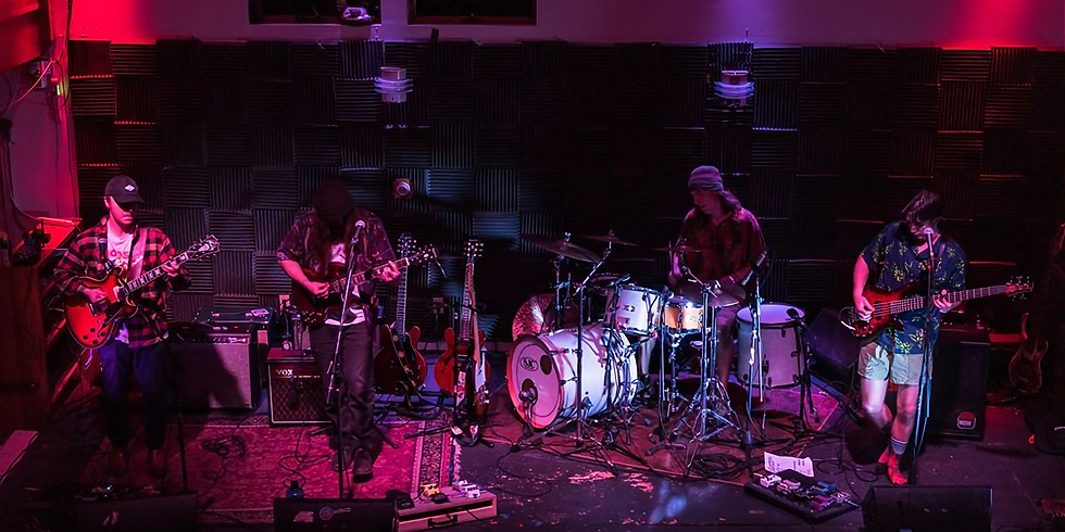 Local Showcase: The Hasbens and Amber in Green