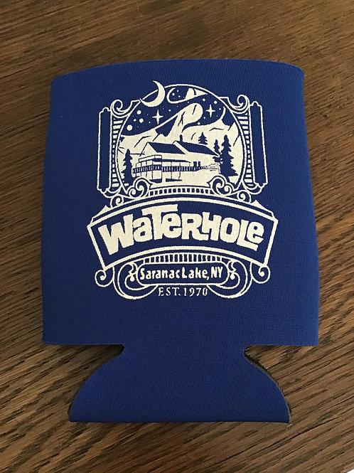 Waterhole Koozie (Blue)