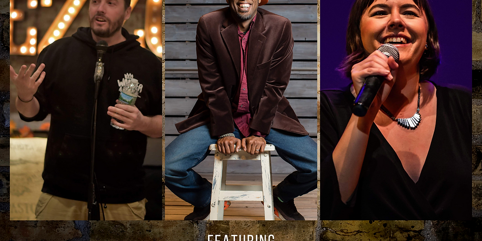 Life's A Joke Find the Funny Comedy Tour  feat: Mike Peters, Kenneth McLaurin, Rachael Blithe