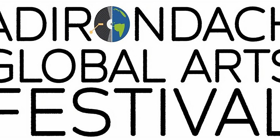 Adirondack Global Arts World Music Dance Party Hosted by David Sommerstein